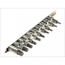 К-кт накрайници TX на вложка 1/2 - 10бр.
